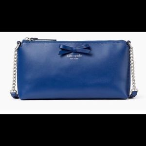 Kate spade smooth leather crossbody NWT